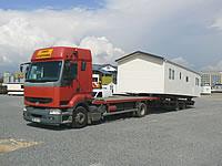 Transport de mobil home